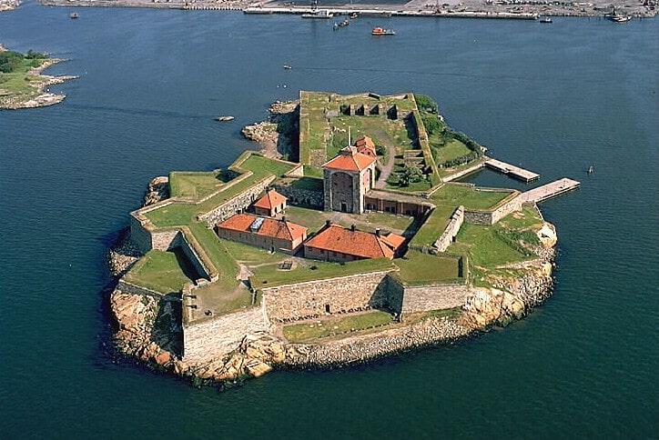 Forteresse Nya Alvsborg Goteborg