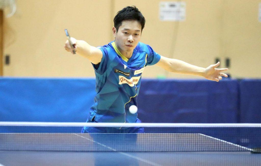Iwabuchi Koyo Paralympique Pongiste